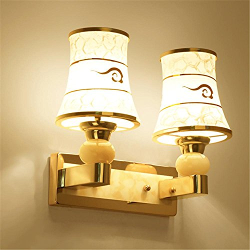 Applique Moderne Simple LED Lampe de Chevet Creative Chambre Salon Restaurant Chambre D'enfants Salle d'étude Escalier Allée Hôtel Décoration Mur Lumière, M