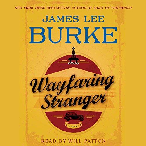 Wayfaring Stranger audiobook cover art