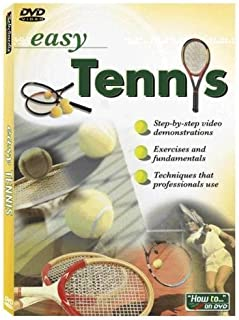 Beginning Tennis Dvd - Learning Coaching Training Easy Tennis