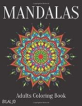 Mandalas: Adults Coloring Book
