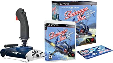Damage Pacific Squadron WWII for Playstation 3 - Collectors Edition