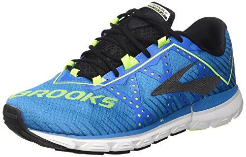 Brooks Neuro 2, Zapatos para Correr para Hombre, (Black/Nightlife/White), 44 EU