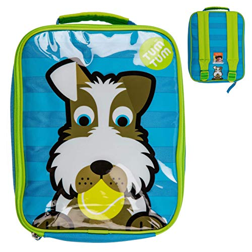 TUM TUM Lunchbag / Rucksack (Hund Scruff)