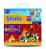 VTech - Juego Madagascar 3 para Tablet Educativo Storio (3480-282222)