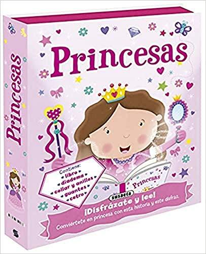 Princesas (Una historia con disfraz)