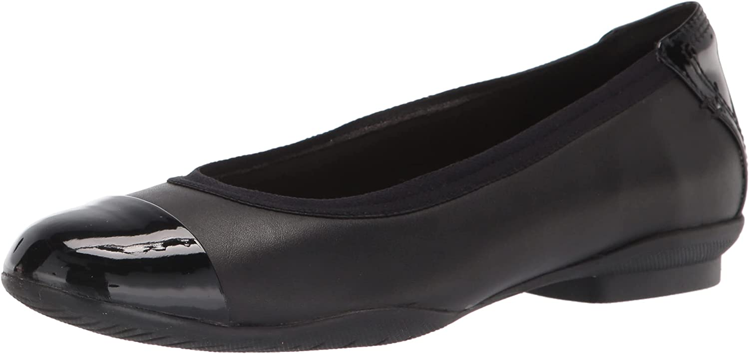 Clarks Women's Sara Free shipping Flat Ballet Orchid Very popular