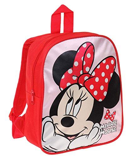 Disney Minnie Zaino - rosso -