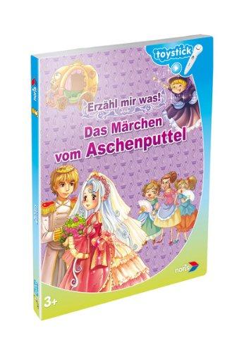 Toystick Buch - Märchenhaft - Das Märchen vom Aschenputtel
