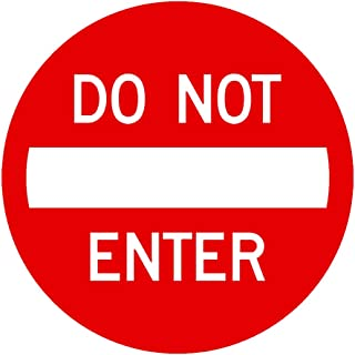 Best do not enter one way sign Reviews
