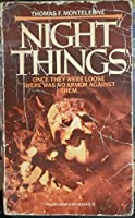 Night things 0445046244 Book Cover