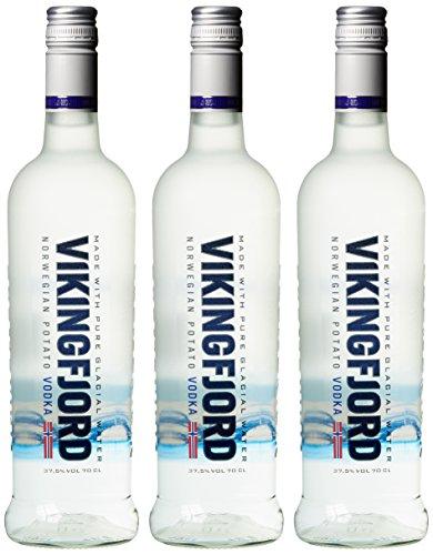 Vikingfjord Vodka Wodka (3 x 0.7 l)