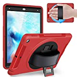 Weuiean Compatible with iPad 6th/5th Generation 2018 2017 Case, Full-Body Shock Drop Proof Case…