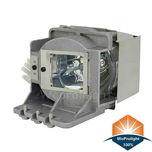 Woprolight 5J.JEL05.001 Ersatz-Projektorlampe mit Gehäuse für BENQ TH670