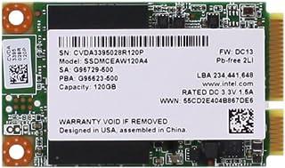 Intel 英特尔 530系列 120G mSATA SSD固态硬盘(SSDMCEAW120A401) 简盒包装