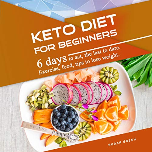 『Keto Diet for Beginners』のカバーアート
