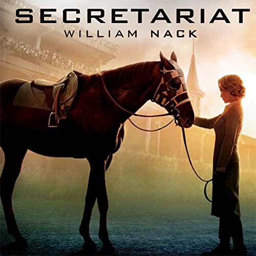 Secretariat audiobook cover art