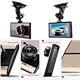 TrAdE Shop Traesio Mini Dvr per Auto Telecamera Videoregistratore Scatola Nera HD 1080P Dash Cam