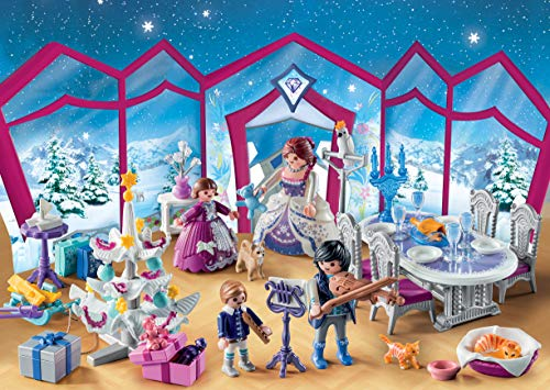 Playmobil 9485 Advent Calendar Christmas Ball, For Children Ages 4+