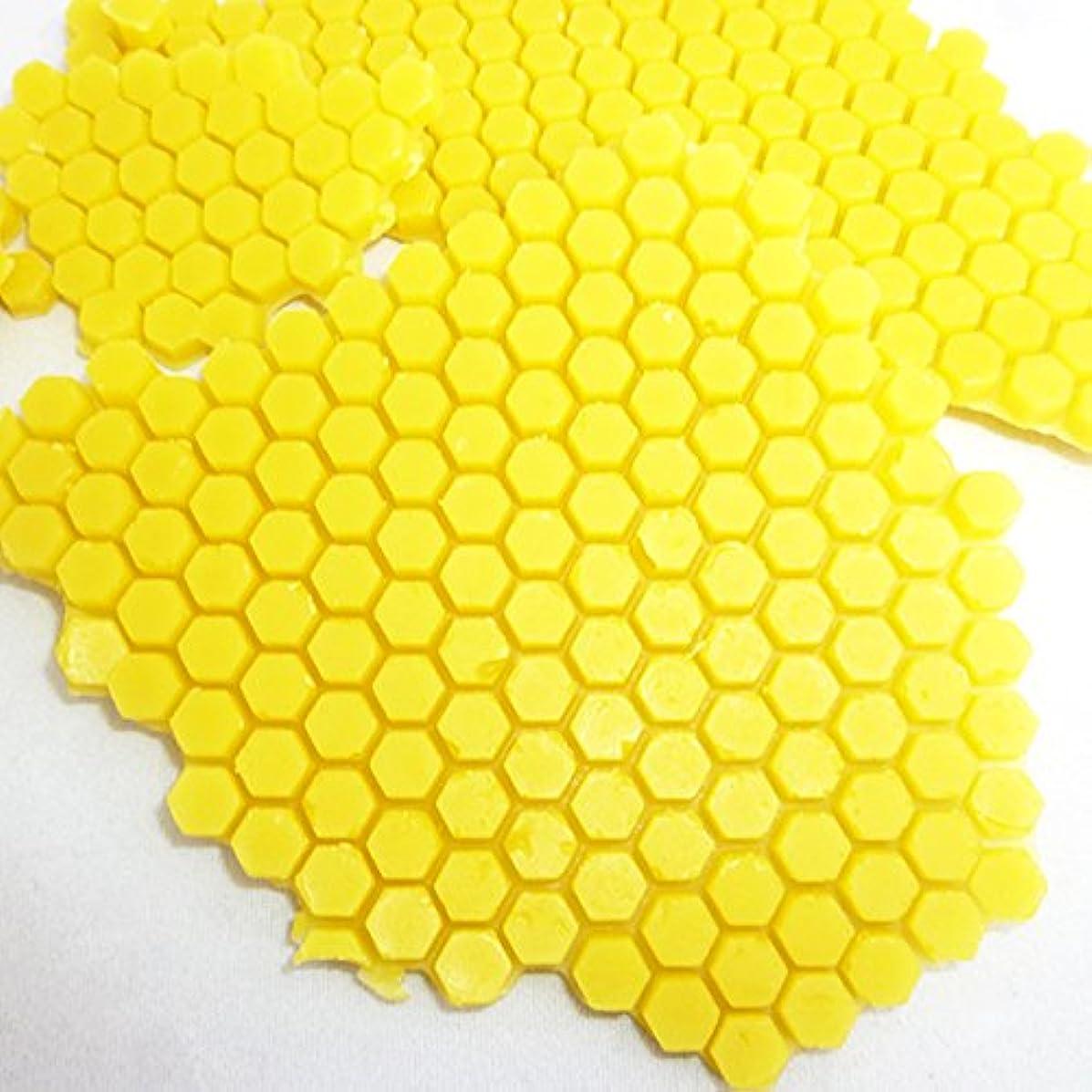 懐疑的バイナリ再生国産純粋蜜蝋(みつろう) 素肌用 40g