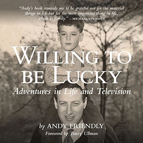 Willing to Be Lucky audiobook cover art
