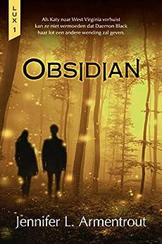 Obsidian (Lux Book 1) van [Jennifer L. Armentrout, Erica Van Rijsewijk]