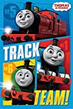 Thomas and Friends Poster Track Team