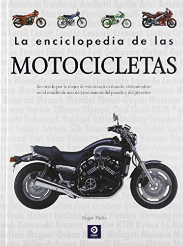 LA ENCICLOPEDIA DE LAS MOTOCICLETAS (Enciclopedia básica)