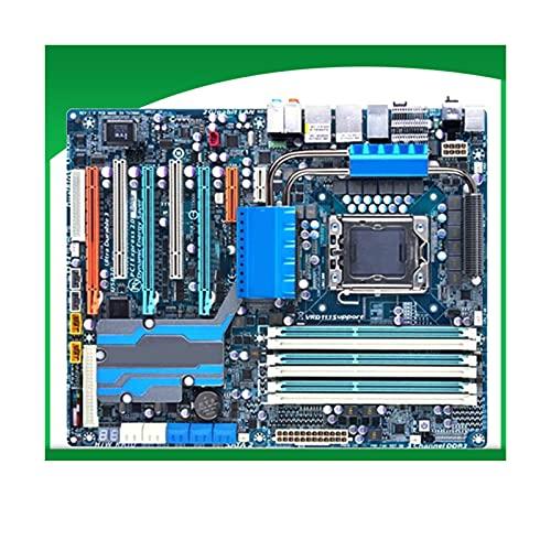 Placa Base Fit for GIGABYTE GA-EX58-UD5 LGA 1366 Core I7 Intel X58 DDR3 USB2.0 SATA2 24GB EX58-UD5 Placa Base de Escritorio