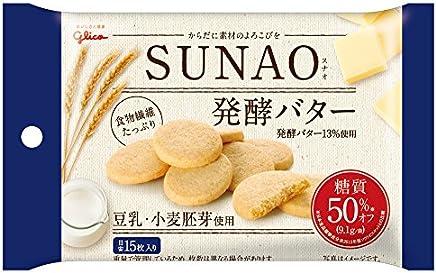江崎グリコ SUNAO(発酵バター) 31g×10個