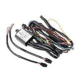 XCSOURCE Universal LED DRL Daytime Running Light Módulo automático de Encendido/Apagado del Controlador buzón de difusión Interruptor MA655