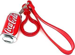 Drink key chain Female purse Handbag Decorative accessories Mini cute key chain Car key chain