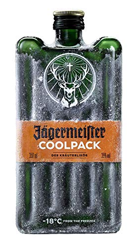 Jägermeister Coolpack 3 x 0,35 Liter