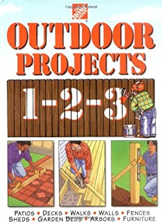 Outdoor Projects 1-2-3 (Home Depot ... 1-2-3)