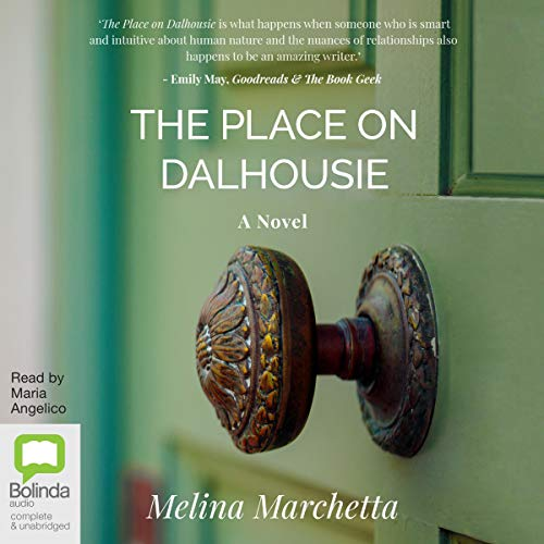 The Place on Dalhousie audiobook cover art