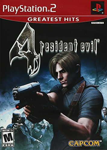 Resident Evil 4 Greatest Hits - PlayStation 2