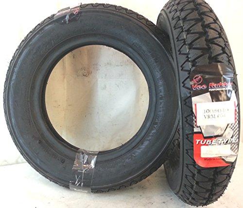 1Reifen 100/90–1056P Vee Rubber ideal für Motorroller und Ape 50