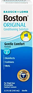 Bausch & Lomb Boston Original Conditioning Solution 3.5 oz (Pack of 3)