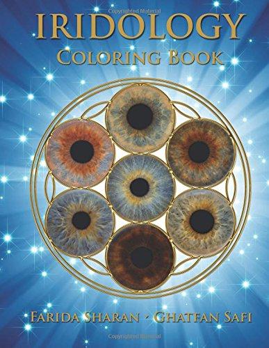 Iridology Coloring Book