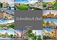Schwaebisch Hall Impressionen (Wandkalender 2022 DIN A2 quer): Entdecken Sie die Stadt Schwaebisch Hall (Monatskalender, 14 Seiten )
