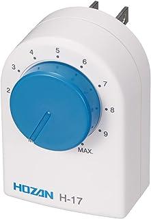 ホーザン(HOZAN) ヒート スピードコントローラー 照明器具、ハンダゴテ、モーターに 使用範囲200W以下 H-17