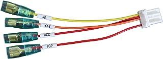ライフ(JC1-JC2)アクティ(HA8-HA9) 電源取り オプションカプラー ヒューズボックスに挿すだけ!
