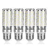 Wedna E27 LED maíz bombilla, 15W Blanco Frío, 120W Incandescente Bombillas Equivalentes, 1500Lm, Edison tornillo bombillas, No...