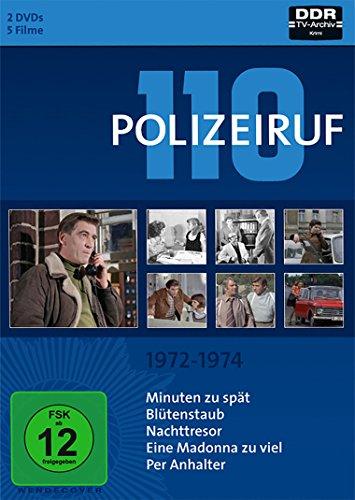 Polizeiruf 110 - Box 2: 1972-1974 (2 DVDs)