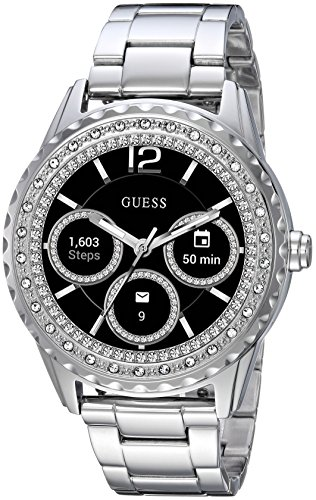 Guess Jemma Ladies Touch AMOLED Plata Reloj Inteligente - Relojes...