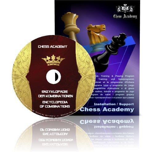 Chess Academy Enzyklopädie der Schachkombinationen