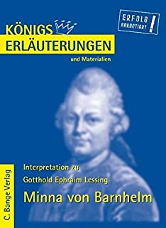 Minna von Barnhelm. Erläuterungen und Materialien. (Lernmaterialien)