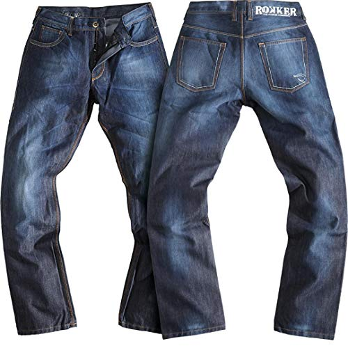 Rokker Revolution Wasserdichte Jeans