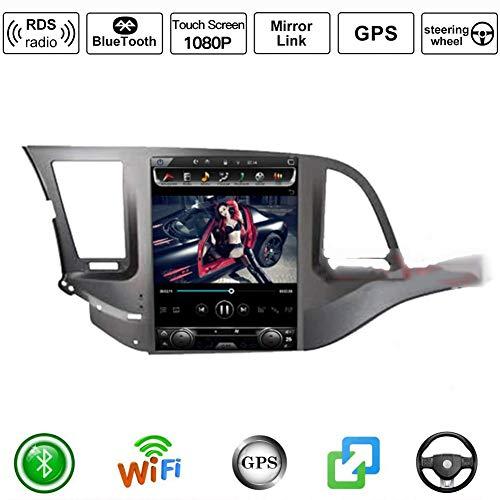 Learn More About Sat Nav Car Stereo Radio 2 Din Head Unit GPS Navigation for Hyundai Elantra 2016+ 1...