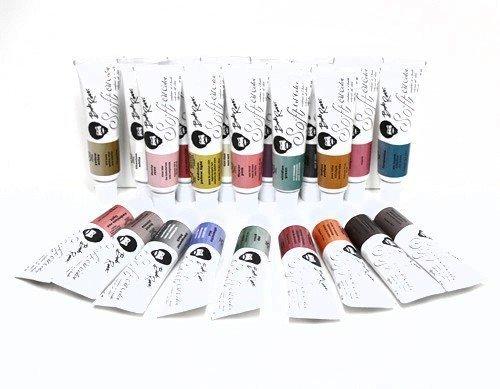 Bob Ross 37ml Soft Oil Color Tubes - Full Set of 22