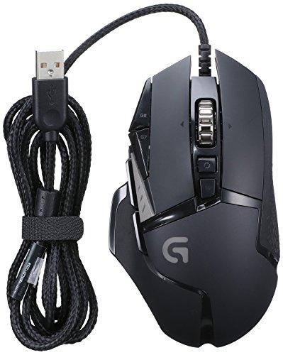 Logicool ロジクール ゲーミングマウス チューナブル G502 RGB
